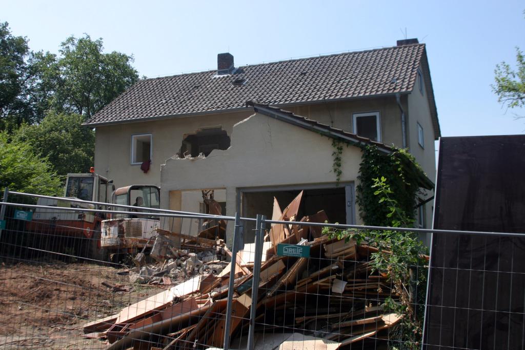 Abriss Höhlsgasse 6