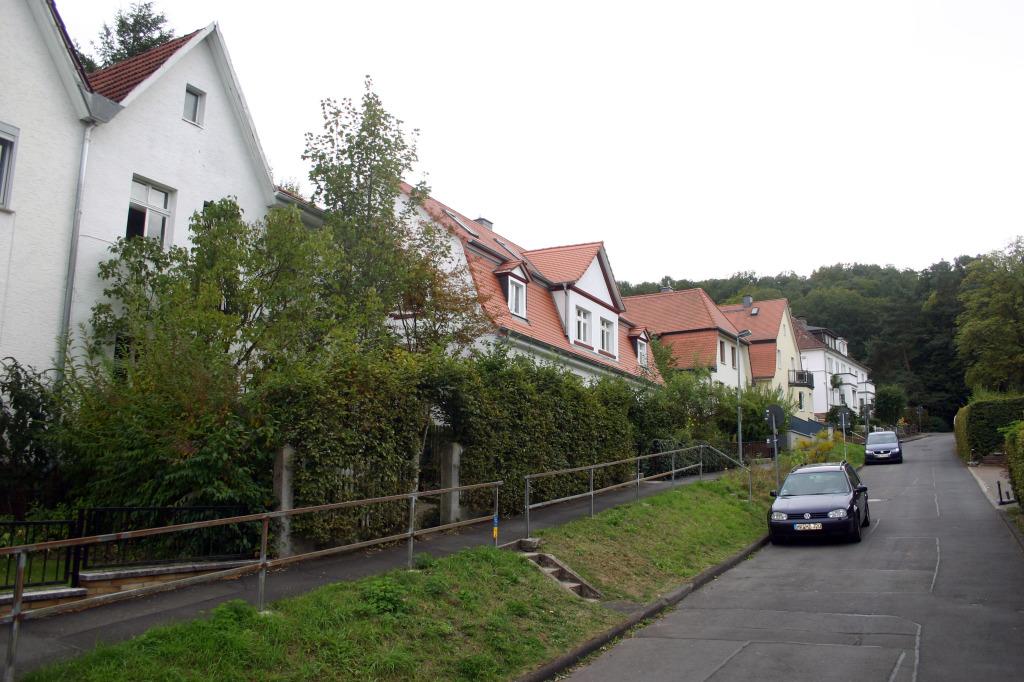 Die Höhlsgasse: Eine Idylle im Kernbereich der Stadt Marburg