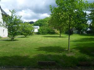 Eine der benachbarten Freiflächen, ggf. zur Bebauung geeignet